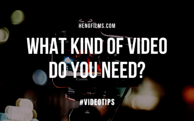 What kind of videos do you need?