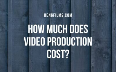How much does Video Production cost?